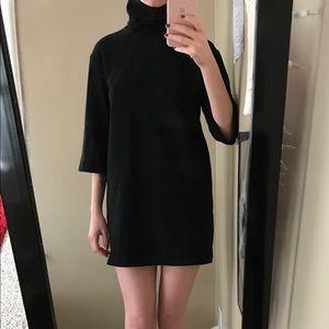 High Neck Zara Mini Dress